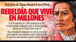 TÚPAC AMARU - El Lider de los Humildes - Los Kjarkas