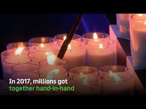 Earth Hour 2018 - Connect2Earth