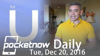 iPhone 8 P OLED display, HTC U teaser & more   Pocketnow Daily