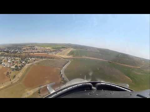A Flight with Jim Whalley at Jamestown 2012
