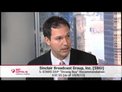 Focus Stock of the Week: Sinclair Broadcast Group, Inc.