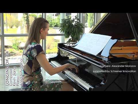 Sad piano : Kevin Jiang -  Longing op 34