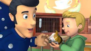 Nouveau hamster anti-incendie! ⭐️Sam le Pompier | Épisodes complets | Les dessins animés