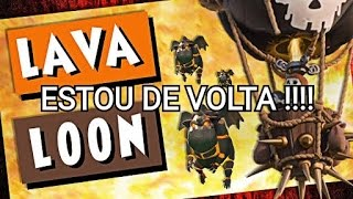 VOLTANDO AO VÍCIO-CLASH OF CLANS