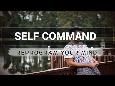 Positive Affirmations for Self Command - Law of attraction - Hypnosis - Subliminal