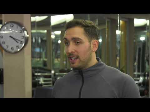 HEALTH FEATURE: Gym Routine - 16.01.18