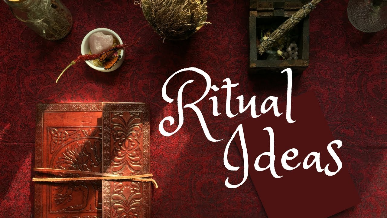 Ritual Ramble | Tips and Ideas to Help You Build Your Practice