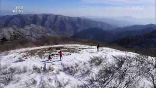 영상앨범 산  겨울 이야기 오대산  Odae Mountain in South Korea (2/2)