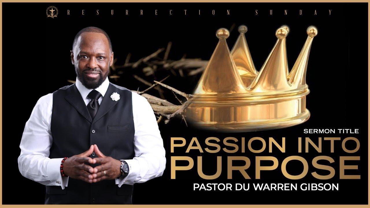 Passion into Purpose