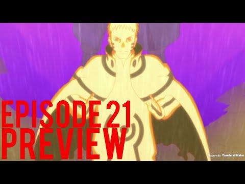 Naruto and Sasuke vs Shin Uchiha - Episode 21 Preview (Gaiden Spoilers)