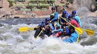 Colorado Whitewater Rafting - Noah
