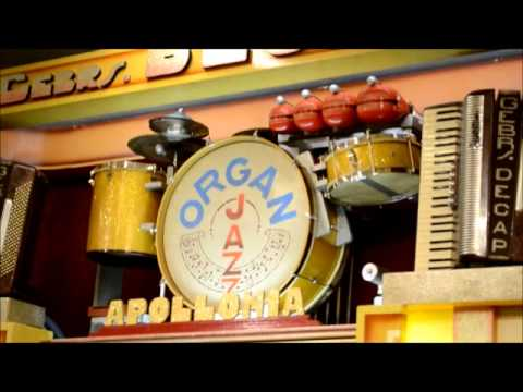 Jazz Organ at MiM