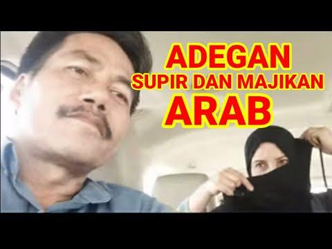 Adegan supir dan majikan arab