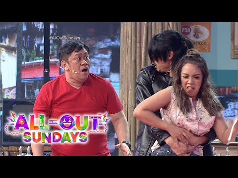 All-Out Sundays: Winnie, Maki-kidnap?! | Tapsikret