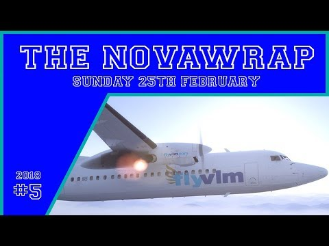 NovaWrap 25 February 2018