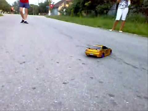 Rc Nissan Skyline Gtr Nikko Drifting Youtube