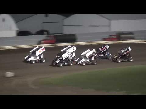 305 Sprint Heat 3 Pepsi Lee County Speedway 9/14/19