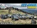 Off-road - 259 Бездорожье в горах (Nissan Patrol, Land Cruiser, Discovery, Defender, FJ Cruiser)