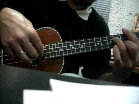 Ukulele Flamenco - Aguamarina - Rumba
