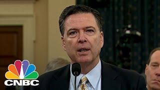 James Comey: FBI Investigating Russian Government Interference In 2016 Election | CNBC