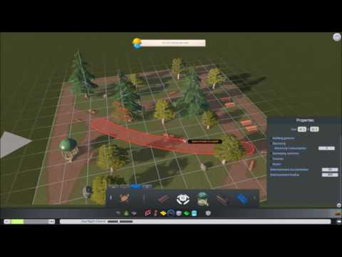 Building Assets in Cities: Skylines