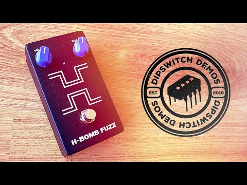 Henretta Engineering H-Bomb Fuzz (Demo)