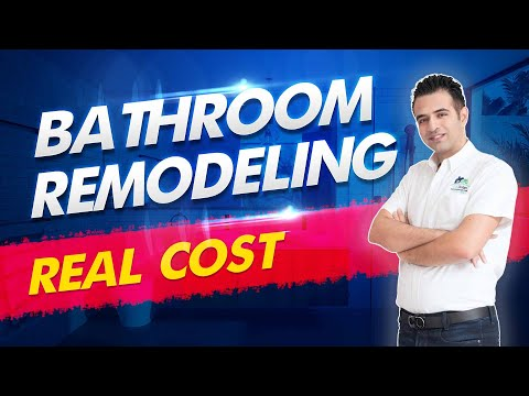 How Much Does a Bathroom Remodel Cost? [Award Winning PRO Explains]