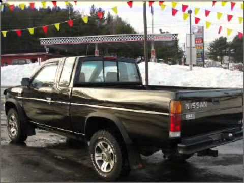 1997 nissan pickup farmingdale me youtube. Black Bedroom Furniture Sets. Home Design Ideas
