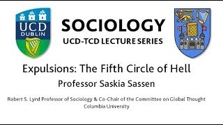 Saskia Sassen - Expulsions: The Fifth Circle of Hell