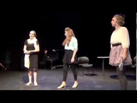 Opening from Rossini's La Cenerentola, Brevard Music Center