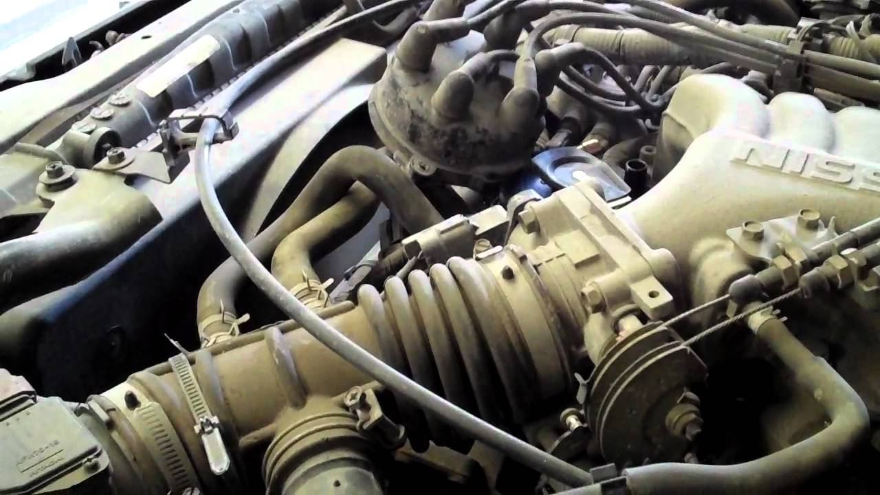 1996 Infiniti G20 Engine Diagram Nissan Xterra Crank No Start How To Diagnose P0340 Youtube