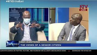 The 2021 elections in the eyes of a senior citizen (Augustine Ruzindana) | ON THE SPOT