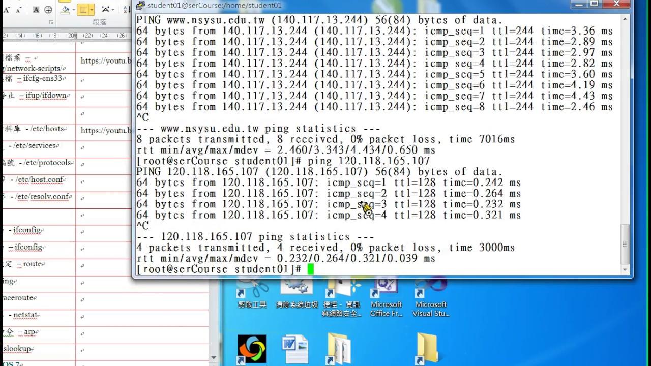 翻轉電子書系列:Linux 系統管理與實務 - YouTube
