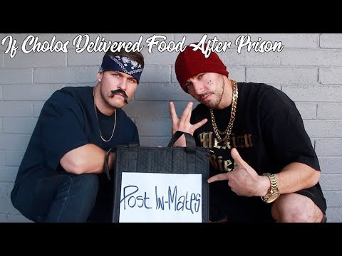 """Cholos"" Post In-Mates 