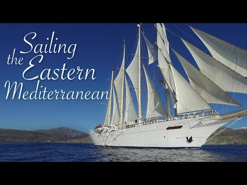 Star Clippers Eastern Mediterranean (English)