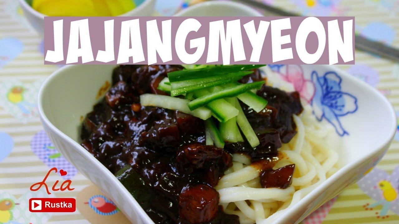 how to make korean jajangmyeon