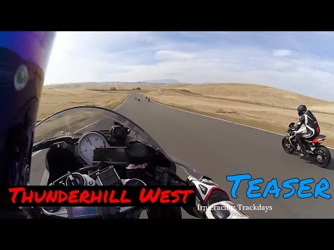 Pro Racer: Keigwins Trackday w/ S1000RR at Thunderhill West - First Ride | Irnieracing Teaser