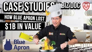 How Blue Apron Lost $1 Billion in Value!  A Case Study for Entrepreneurs
