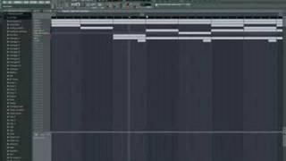 Sad Piano and Violin Hip Hop - FL Studio (DJ Tomik)