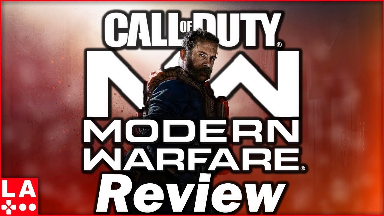 Call of Duty: Modern Warfare Review 2019 (Video Game Video Review)
