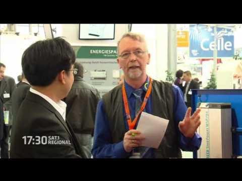waterstof energie dankzij innovatief blue hamster solar systeem