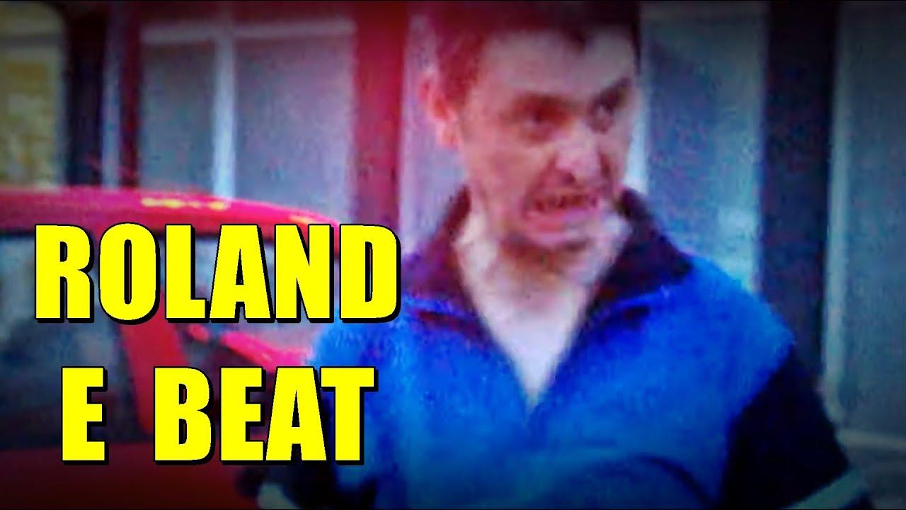 Sa radem cu Roland care e mort de beat