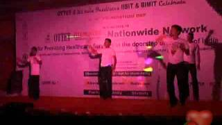 IISIT Bhubaneswar Annual Function 2011 - Suno Gaur Se Duniya Waalon - Group Dance