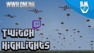 World War II Online Gameplay | Twitch HighLights
