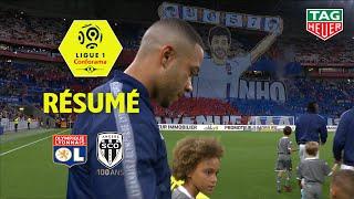 Olympique Lyonnais - Angers SCO ( 6-0 ) - Résumé - (OL - SCO) / 2019-20