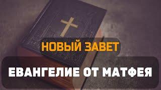 НОВЫЙ ЗАВЕТ : ЕВАНГЕЛИЕ ОТ МАТФЕЯ (АУДИОКНИГА)