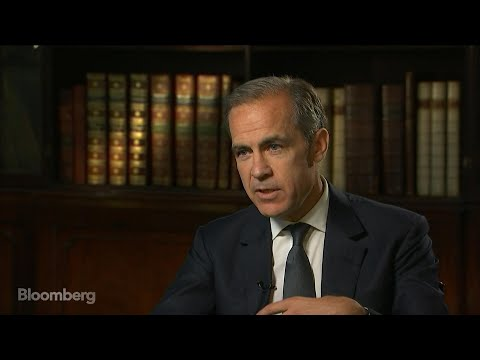 BOE Governor Mark Carney on Climate Change