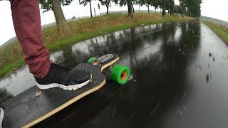 Der gefährlichste Tag - Wasser-Surfer | Longboard Tour Tag 12 | Julien Bam