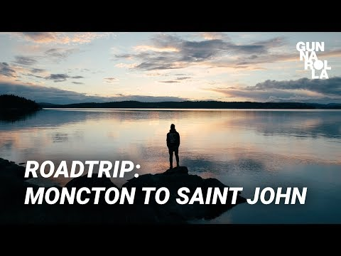 Roadtrip: Moncton to Saint John | My Mom Does My Voiceover
