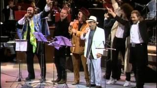 1992 Pavarotti, Luciano and Sting, Zucchero and Lucio Dalla - La donna e